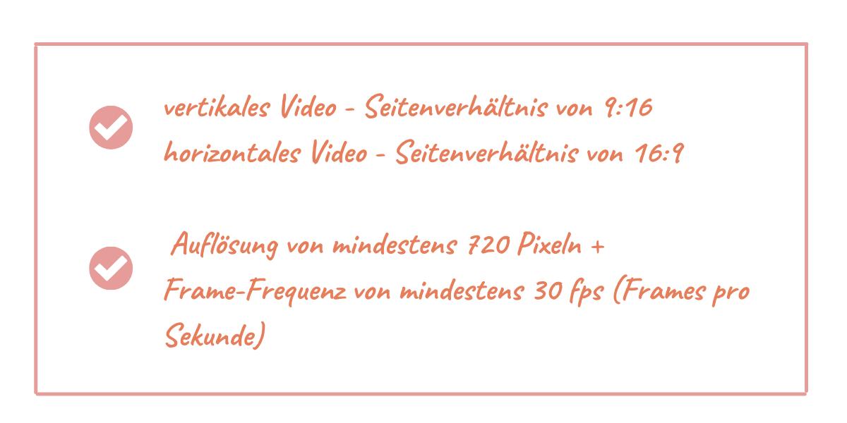 Anforderungen _IGTV_Videos